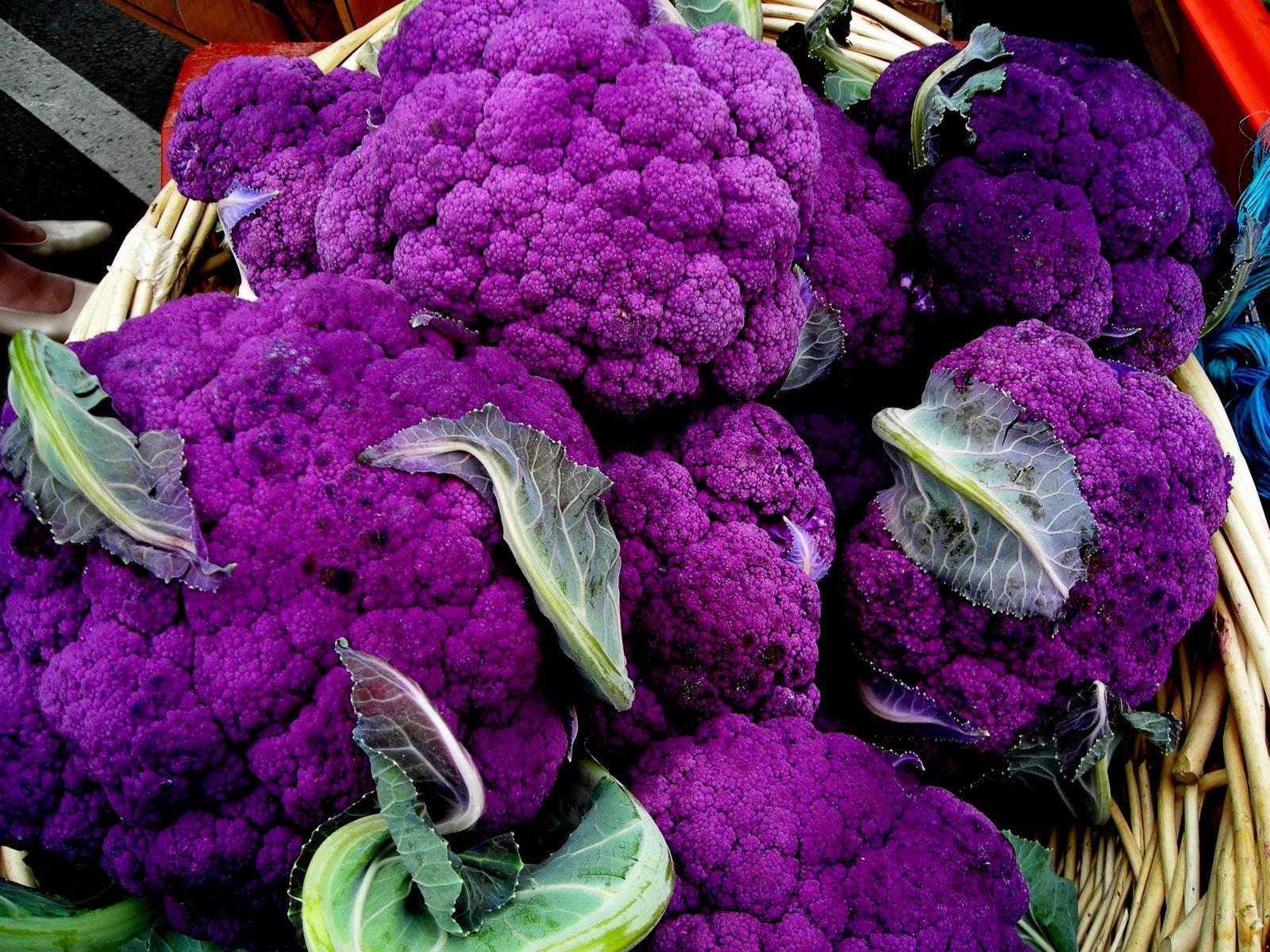 Whole Foods Purple Cauliflower